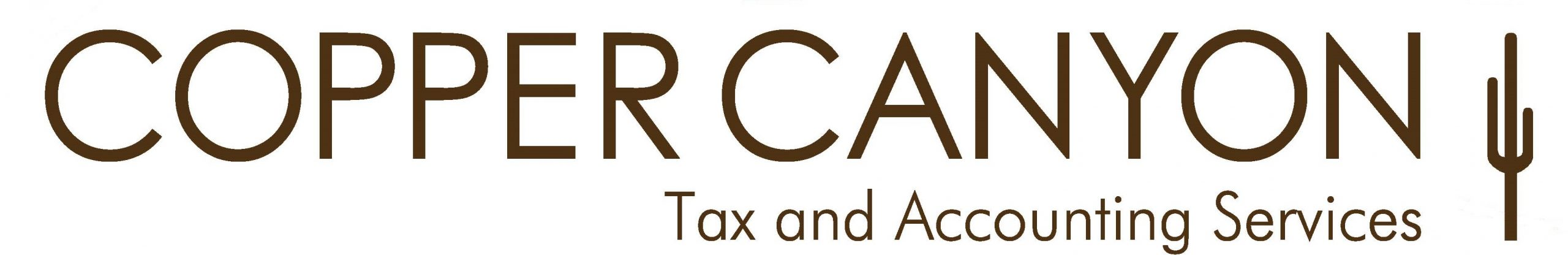 Copper Canyon Tax & Accounting Services